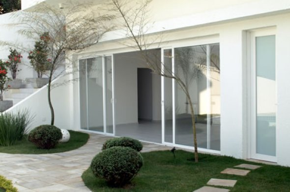 Arch PVC windows | Windows Algarve